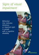 dvd signs of visual impairment